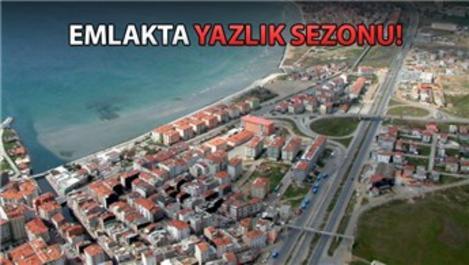 İstanbulluların yazlıktaki ilk tercihi Silivri!