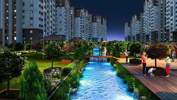 Avrupark Bahçekent projesi hızla ilerliyor