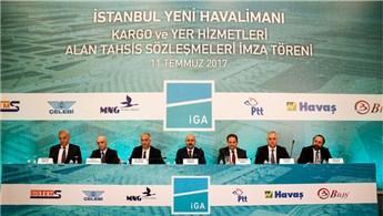 3. Havalimanında 250 milyon euroluk anlaşma imzalandı