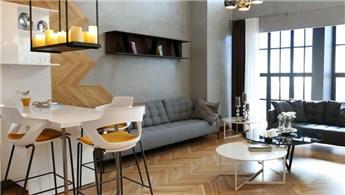 Koleksiyon, Mahall Bomonti için örnek daire hazırladı