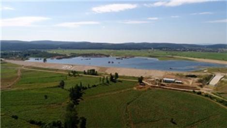 TRAGEP ile binlerce dekar arazi suyla dolacak