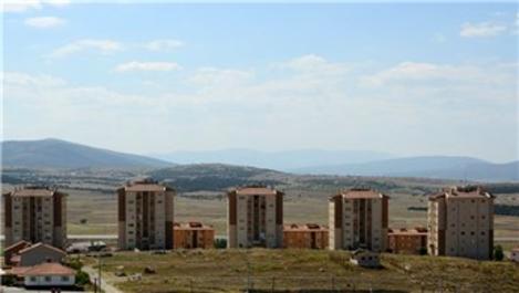 TOKİ'nin Kütahya Altınbaş'taki 512 dairenin sahipleri belirlendi