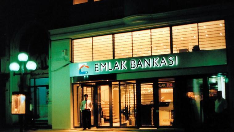 Emlak Bankası yeniden faaliyete geçiyor!