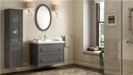 Kale Banyo'dan klasik tarzda mobilya koleksiyonu: Miro