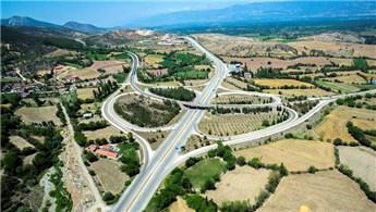 Samsun'daki kavşak köprüleri ulaşıma açıldı