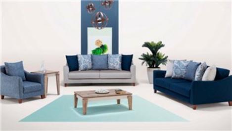 Lissa Koltuk Takımı doğanın renklerini salonunuza taşıyor