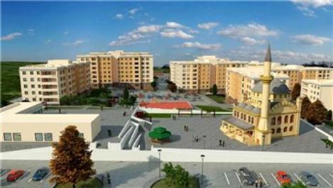 TOKİ'nin Afyonkarahisar'daki 142 konutun ihalesi yapıldı