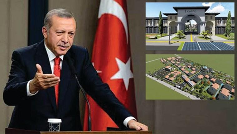 Arnavutköy'deki Darülaceze projesi hayata geçiriliyor!