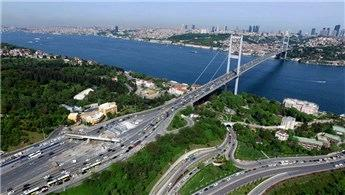 15 Temmuz Şehitler Köprüsü havadan görüntülendi!