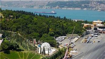 15 Temmuz Şehitler Köprüsü törene hazırlandı!