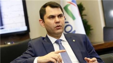 Murat Kurum: İşlerimizi tam gaz devam ettirdik