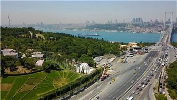 15 Temmuz Şehitler Köprüsü trafiğe açıldı