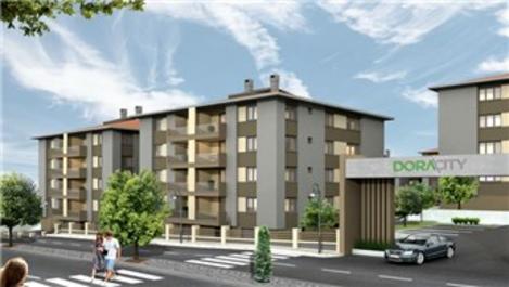 Dora City Eskişehir projesinin fiyat listesi!