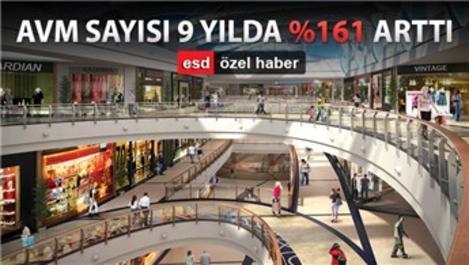 Türkiye'nin AVM sayısı ve 2017 listesi!