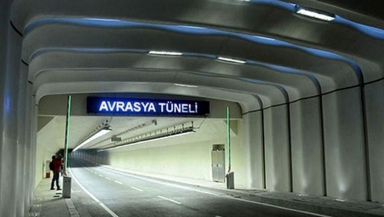Avrasya Tüneli İşletmesi'nden açıklama