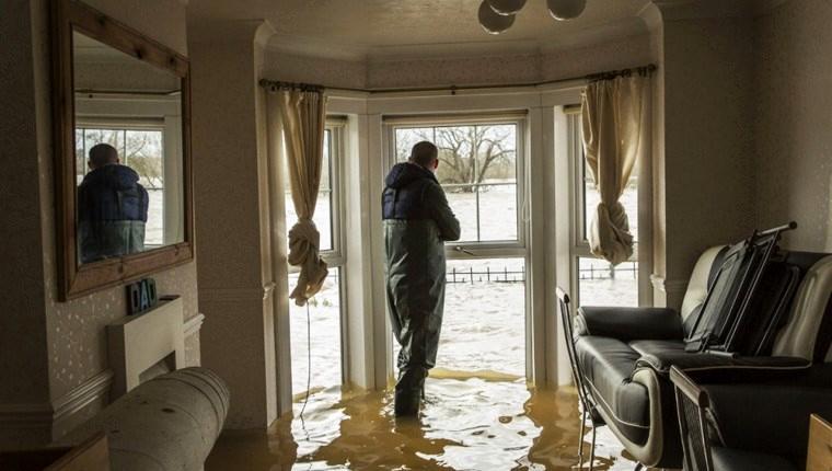 Şiddetli yağışlarda su baskınlarına karşı alınacak önlemler!