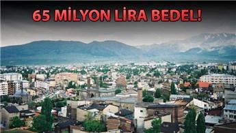 Erzurum Büyükşehir Belediyesi arsa satıyor!
