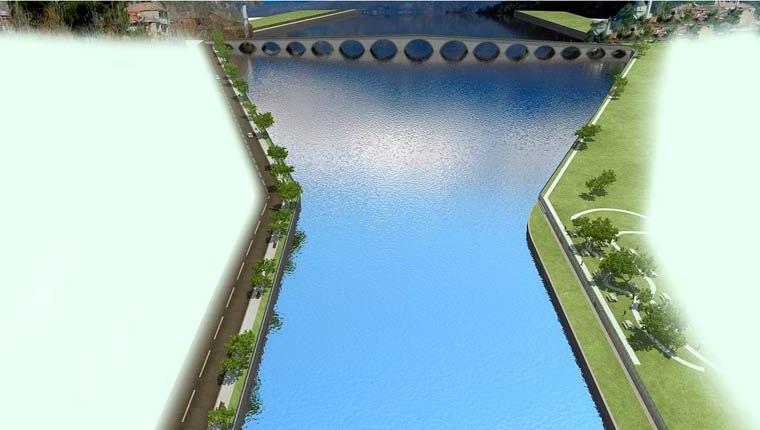 Kızılırmak Nehri Yatak Tanzimi projesi yıl sonunda tamamlanacak