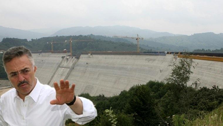 'Melen Barajı, İstanbul için hayati bir proje'