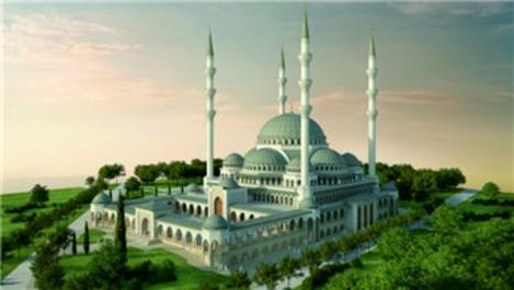Uludağ Üniversitesi Görükle Kampüsü içine 20 bin kişilik cami!