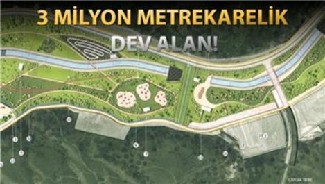 Kanal Ankara projesinin detayları belli oldu!