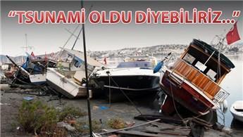 Bodrum sallandı, Tsunami açıklamaları ürkütüyor!