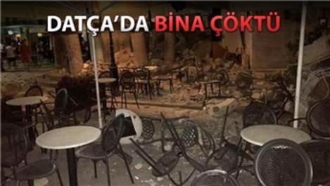 Ege Denizi'nde şiddetli deprem!
