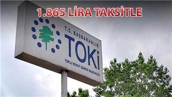 TOKİ İstanbul'da hemen teslim konutlarını satışa açtı!