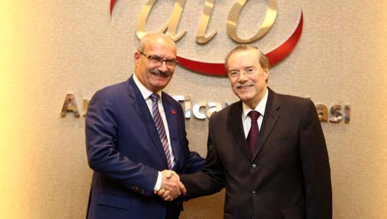 Ekvator'dan Türk şirketlerine inşaat yatırımı için davet!