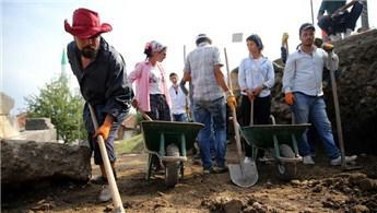 Batı Karadeniz'in Efes'inde kazı çalışmalarına başlandı
