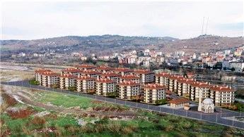 Zonguldak Devrek'te 215 konutun kurası çekildi