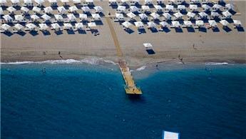Antalya, yılda 10 milyonun üzerinde turisti ağırlıyor