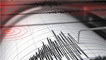 Çanakkale'de 4,0 büyüklüğünde deprem