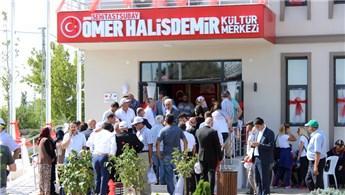 Niğde'de Şehit Ömer Halisdemir Kültür Merkezi törenle açıldı