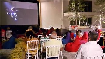 MESA KOZA 66'da açık hava sinema keyfi!