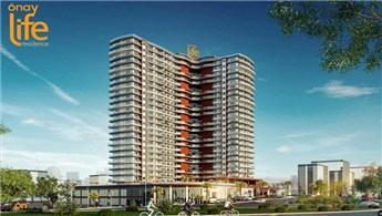 Önay Life Residence projesinin fiyat listesi!