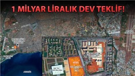 Emlak Konut Antalya-Muratpaşa ihalesi sona erdi!