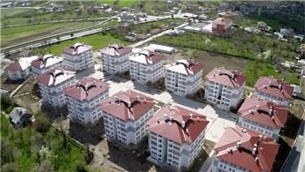 TOKİ Erzincan Kavakyolu'nda 137 konut inşa edecek