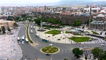 Kayseri'de arsalar 12 milyon liraya satışa çıkarıldı