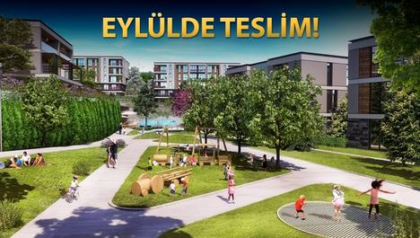Eston Şehir Mahallem'de son daireler için indirim!