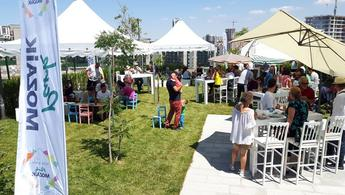 Park Mozaik'te yaz etkinlikleri devam ediyor