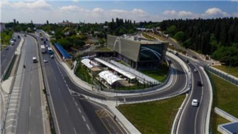 Avrasya Tüneli İşletme ve Bakım Binası'na Leed Altın Sertifikası!