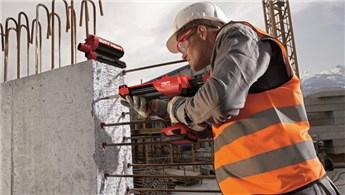 Hilti Kimyasal Dübel, yapı güvenliğini artıyor