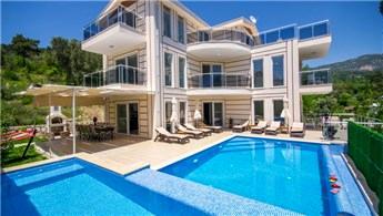 5 bin villa, kiralama yöntemiyle turizme açıldı!