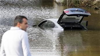 AKOM yağış sonrası su baskını için uyarı!