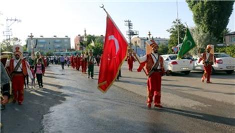 Erzurum Ilıca Çermik Festivali başladı!