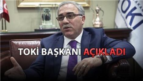 TOKİ'nin dev indirim kampanyası başlıyor!