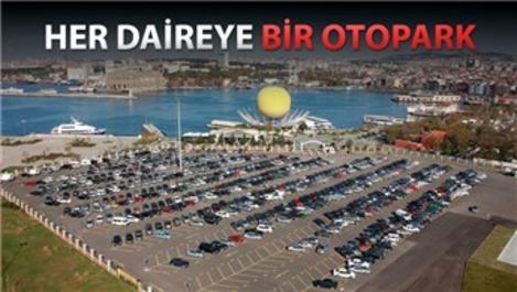 Bakanlıktan İstanbul trafiğini çözecek otopark formülü!