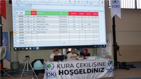 TOKİ Adıyaman Besni 2017 kura sonuçları belli oldu!