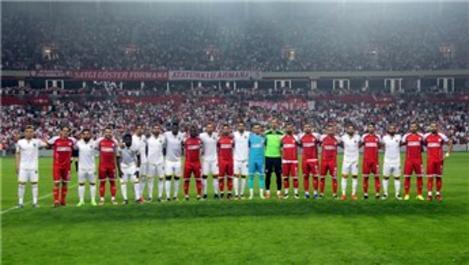 Yeni 19 Mayıs Stadı'nın açılışı yapıldı